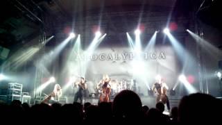 Apocalyptica - Shadowmaker in Krakow