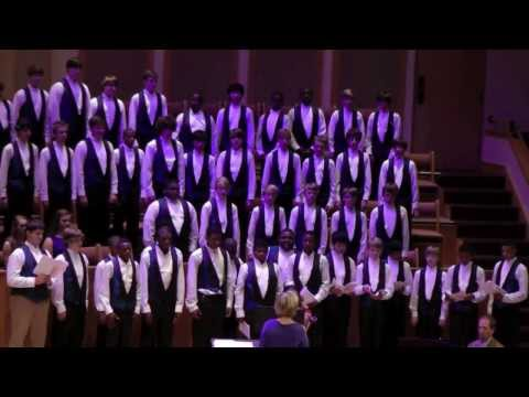 Auburn Jr High School (Auburn, AL) Boys Choir