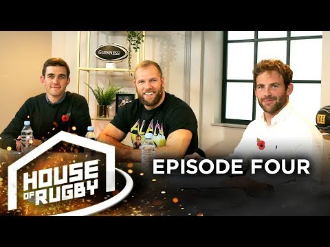 James Haskell on his TV meltdown, England and how to beat the All Blacks | House of Rugby Ep4