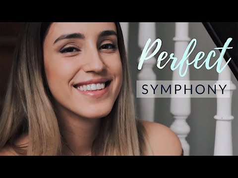 Perfect (English + Italian) - Ed Sheeran ft. Andrea Bocelli - Xandra Garsem Cover