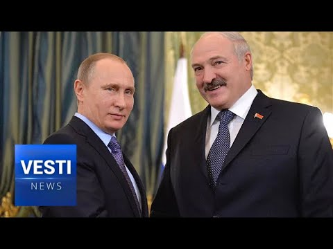 Putin and Lukashenko: Two Old Friends Meet to Discuss Trade and Investment in Sochi