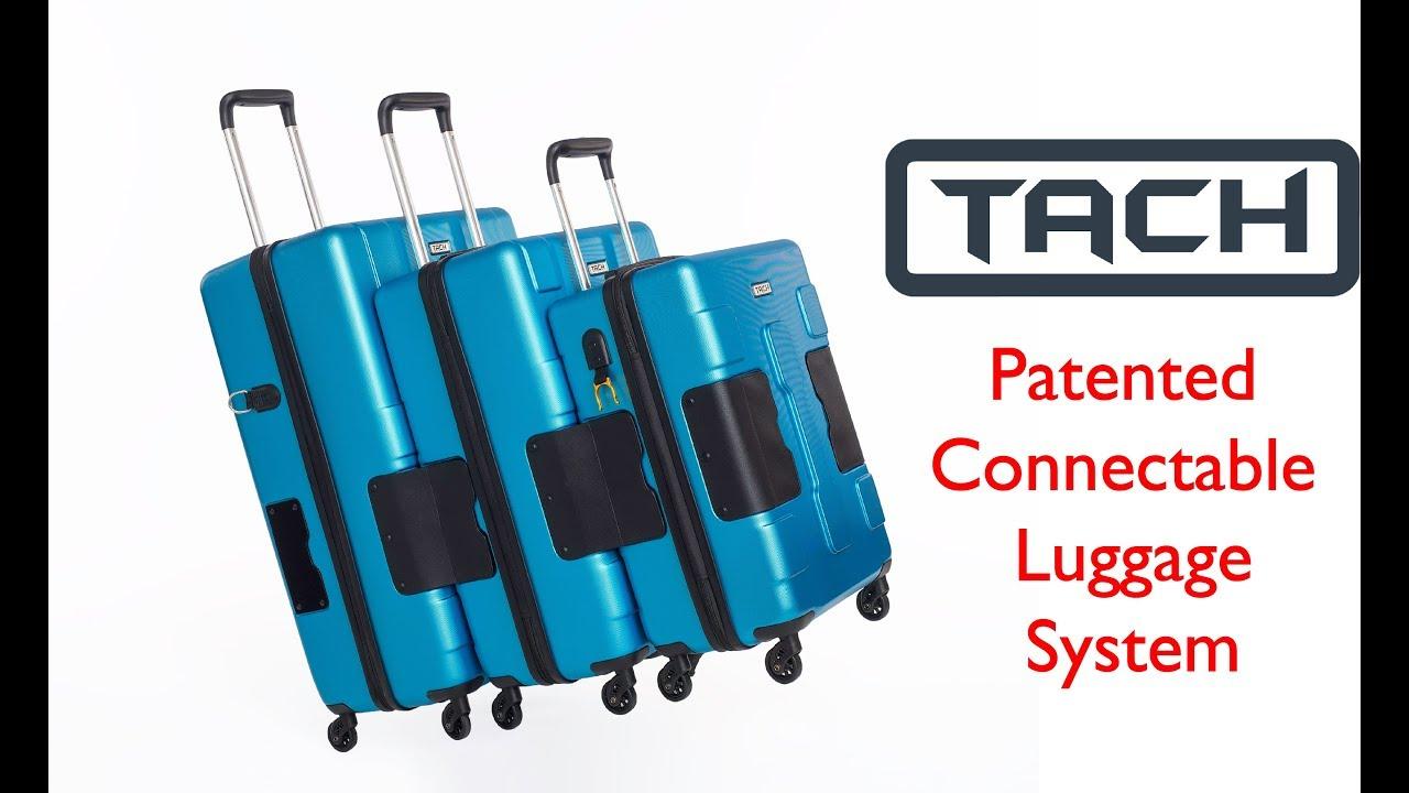 Tach Luggage Video Thumbnail