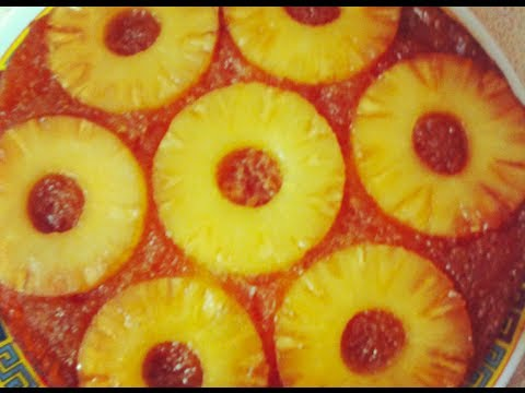 Pineapple Cake Recipes Without Egg In Microwave
