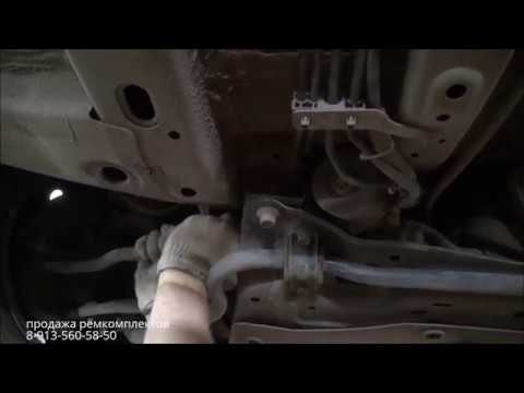 Honda Civic VIII - Как определить стук в рулевой рейке?