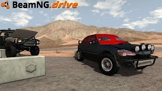 BeamNG.drive - NEW INDESTRUCTIBLE CAR
