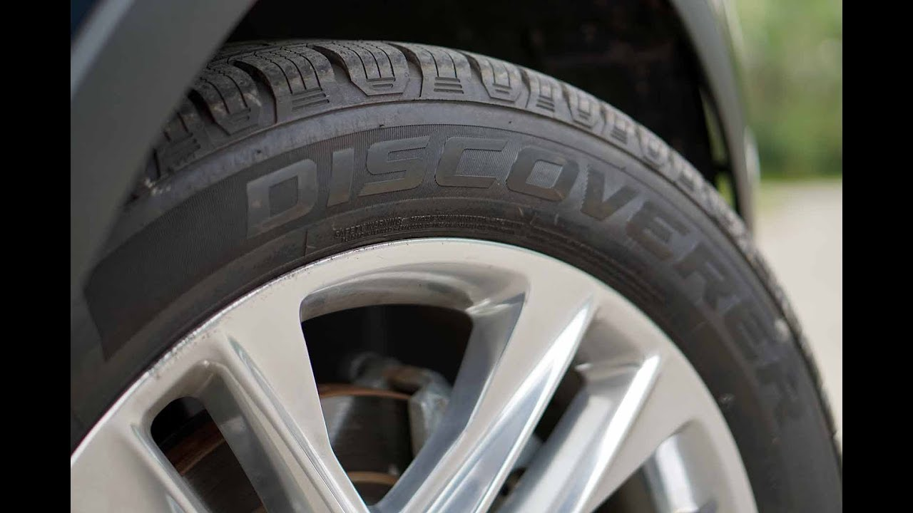 Cooper Tires Review >> Cooper Discoverer SRX Tire Review - YouTube