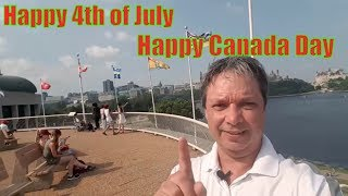 Happy 4th of July and Canada day