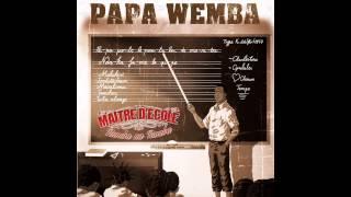 Papa Wemba - Bande passante