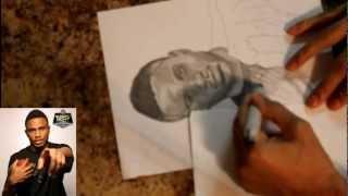 how to draw, nnamdi asomugha, eagles,football,black and gray,drawing,