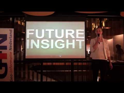 Geo Startup Pitch   Future Insight   GIN Oost   280515