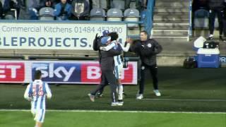 HIGHLIGHTS: Huddersfield Town 2-0 Ipswich Town