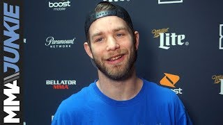 Bellator 225: Corey Browning full pre-fight interview