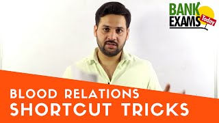 Blood Relations by Ramandeep Singh - Shortcut Trick