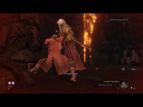 Lady Butterfly Cheese (After Patch)(07/13/2019) : Sekiro Shadows Die Twice