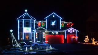 2016 Christmas Light Show - Lights on Pascolo