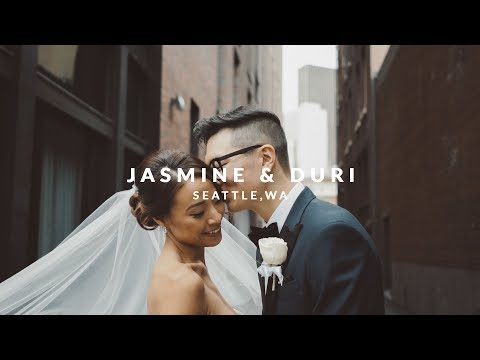 Jasmine & Duri - Wedding Film at Court In The Square in Seattle, WA