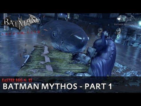 Batman: Arkham City - Easter Egg #32 -...