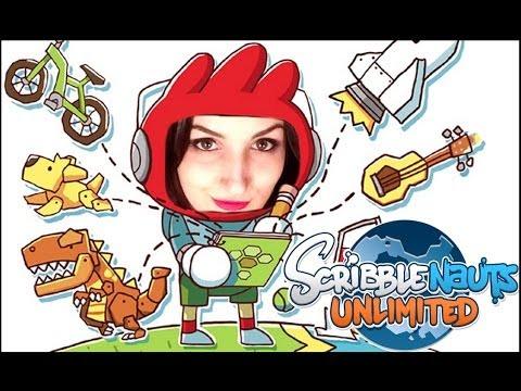 ARGHH Special Pirate Episode!! - Scribblenauts Unlimited