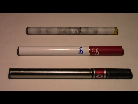 Vuse vs V2 vs NJOY: Best Most Realistic Cigalike E-Cigarettes