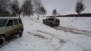 Уаз Патриот Спорт, Pajero Sport и Pajero-2, тест зимних шин(Основное описание ролика ******************************** Итак видео теста №3 т-ра - 3 градуса Шины на Патриоте: Nokian Hakkapeliitta..., 2013-12-07T11:10:33.000Z)