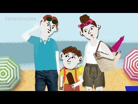 Warum pauken französische Schüler in den Sommerferien? | Karambolage | ARTE