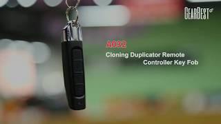 A032 Car Door Opener Cloning Duplicator Remote Controller - GearBest.com