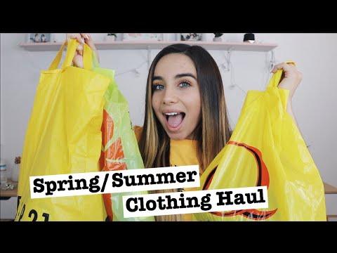 8b15fa06a0a3 Spring Break Clothing Haul