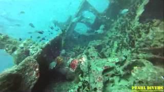 SriLanka diving pearl divers unwatuna diving location