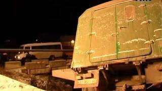 В аварії у Печеніжині загинуло двоє людей.flv