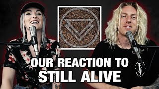 Wyatt and Lindsay React: Still Alive by The Ghost Inside
