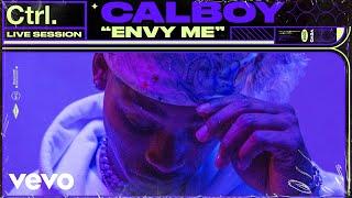 Calboy - Envy Me Live Session | Vevo Ctrl
