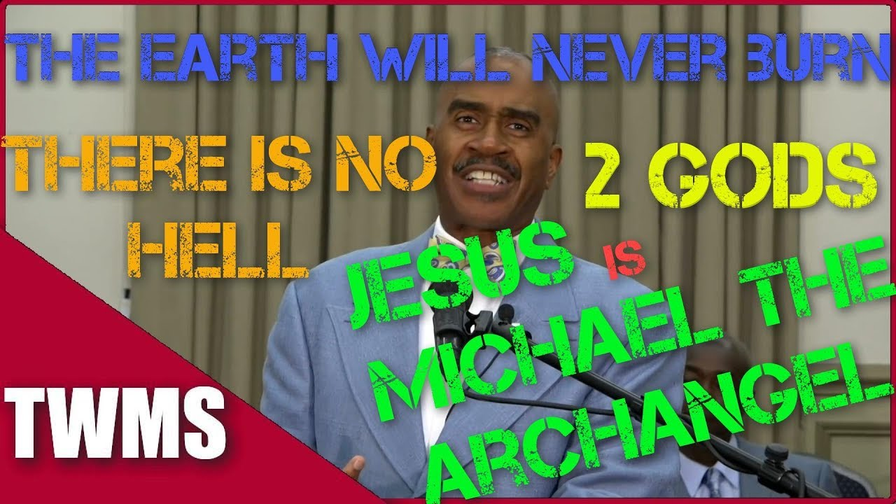 Apostle Gino Jennings - What is the Watchtower | BUNCH OF LIARS