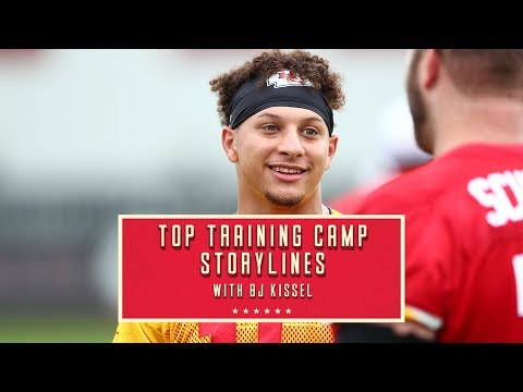Top Training Camp Storylines: Patrick Mahomes' Follow-up to MVP Season