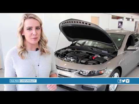 2017 Chevrolet Malibu Review | Andy Mohr Chevrolet | Indianapolis, Indiana