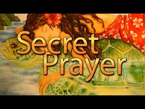Secret Ho'oponopono Prayer with The Powers of Love