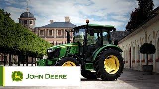 Trattori Serie 5E 3 Cilindri John Deere