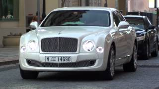 Bentley Mulsanne - JBR The Walk Dubai Marina