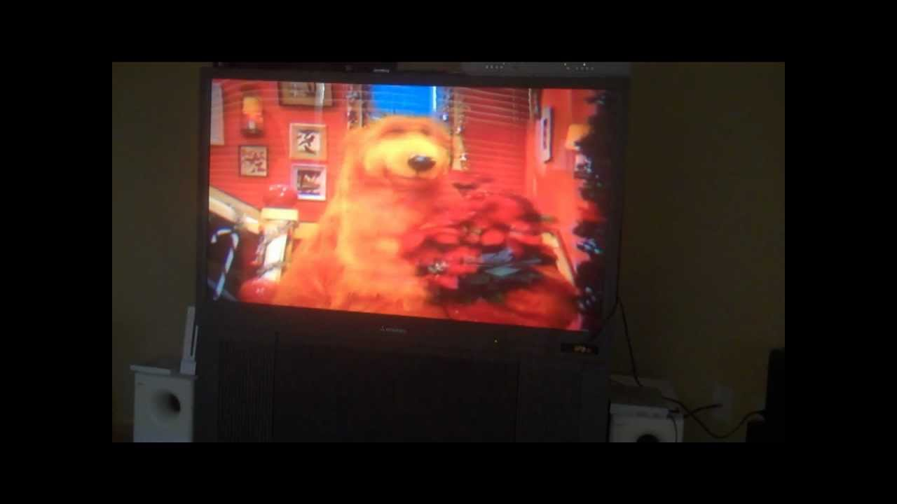 Opening to Bear In The Big Blue House: A Berry Bear Christmas 2000 ...