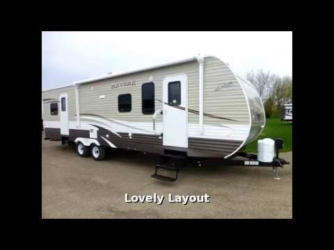2018 shasta revere 32fe travel trailer front living room - Front living room travel trailers ...