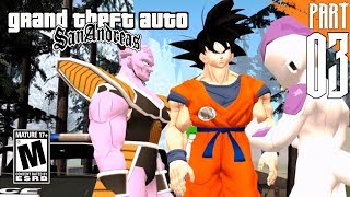 DBZ: SAN ANDREAS | Goku Story Mode part 3 [PC- HD]