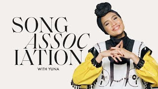 Yuna Sings Mariah Carey, Jhené Aiko, and Beyoncé in a Game of Song Association | ELLE