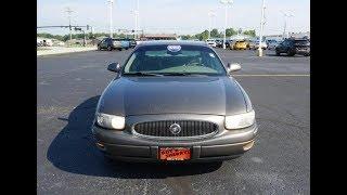 2002 Buick LeSabre Custom For Sale Dayton Troy Piqua Sidney Ohio | CP15766A