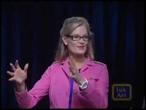Holly Van Hart interview on Silicon Valley 'Talk Art' TV (28:15)