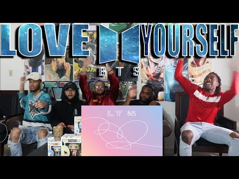 BTS-LOVE YOURSELF ANSWER REACTION/REVIEW