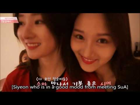 [ENG SUB] MINX Episode 1 (In the Practice Room)
