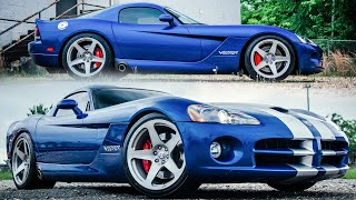 "Installing my Viper's New 13"" Wide Wheel Setup!"