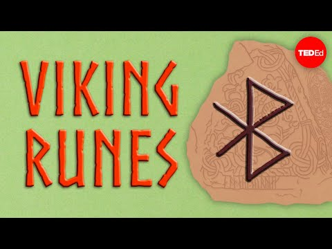 Video image: Spells, threats, and dragons: The secret messages of Viking runestones - Jesse Byock