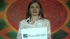 Healthy Kids of Oregon - Peace Health Endorsement