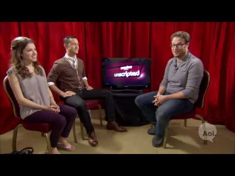 '50/50' | Unscripted | Joseph Gordon-Levitt, Seth Rogen, Anna Kendrick
