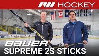 Bauer Supreme 2S Pro Stick Line // On-Ice Insight